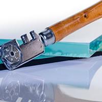 Glas op maat laten maken of snijden dit zijn de mogelijkheden for Glasplaat op maat