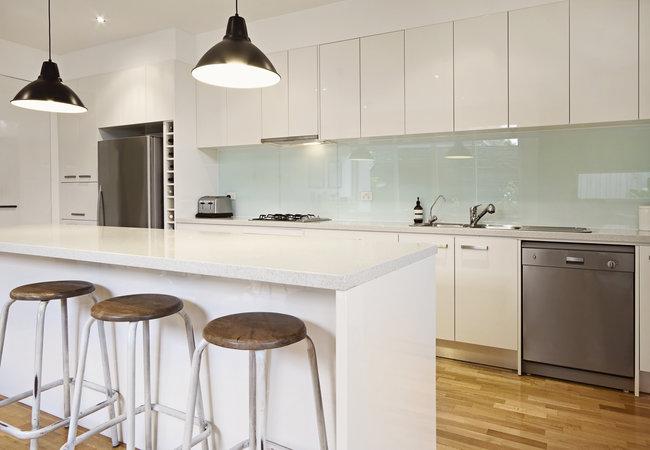 Glazen Achterwand Glazen Spatwand Keuken Prijs Tips Inspiratie