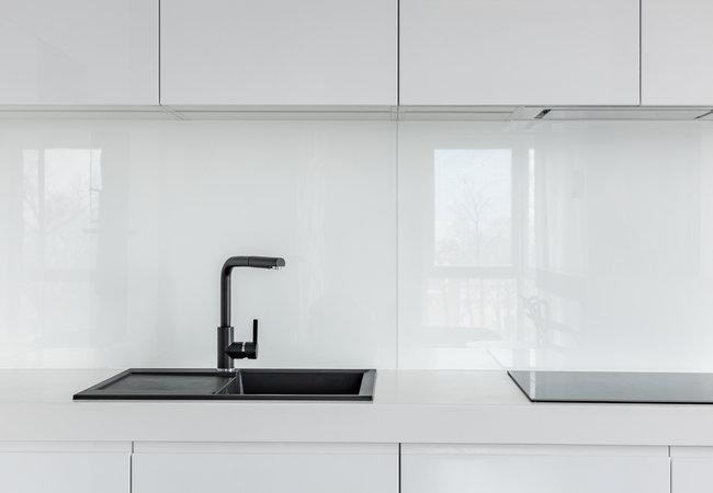 Keuken Glazen Achterwand : Glazen achterwand & glazen spatwand keuken: prijs tips & inspiratie