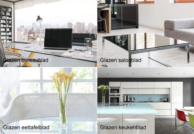 Glazen Tafelbladen Op Maat.Glazen Tafelblad Op Maat Laten Maken